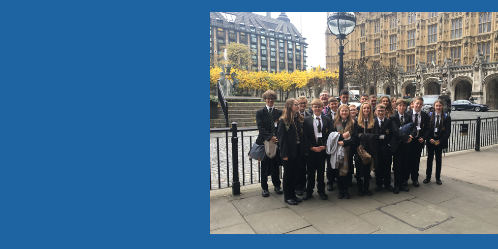CCSC Visits the Houses of Parliament