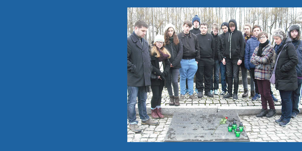 CCSC Visits Poland and Auschwitz