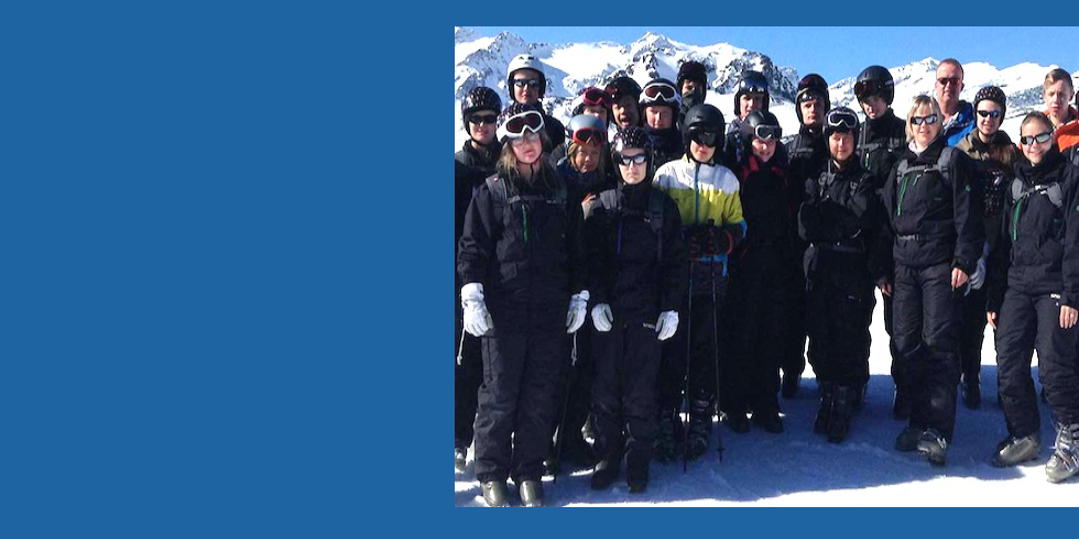 CCSC Goes Skiing! CCSC Launches Ski Holiday