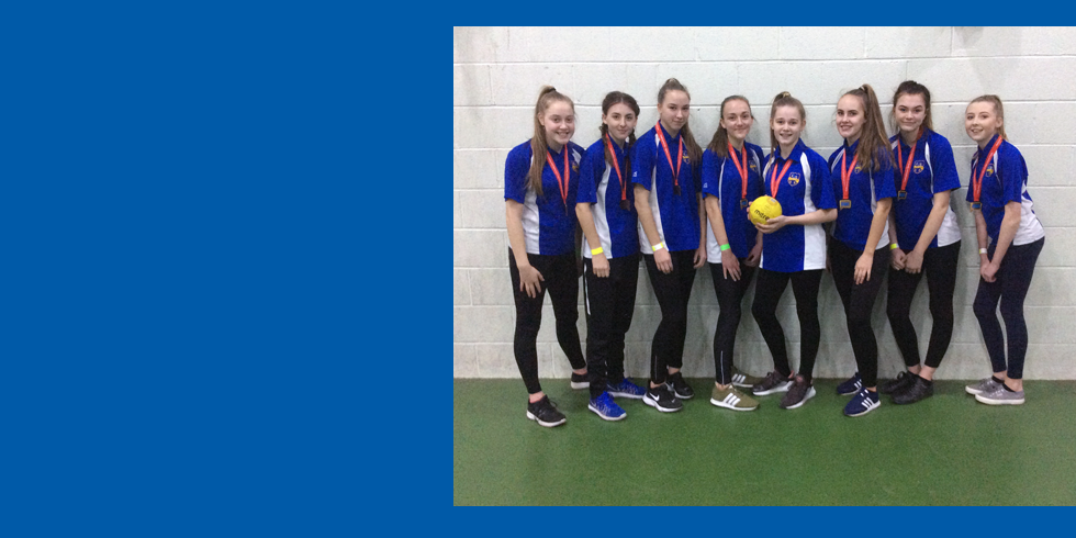More Handball Success for Under 15 Girls Team