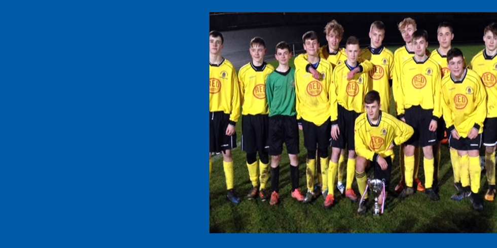 """CCSC Y11 Football Squad: Champions """"Under The Stars"""""""