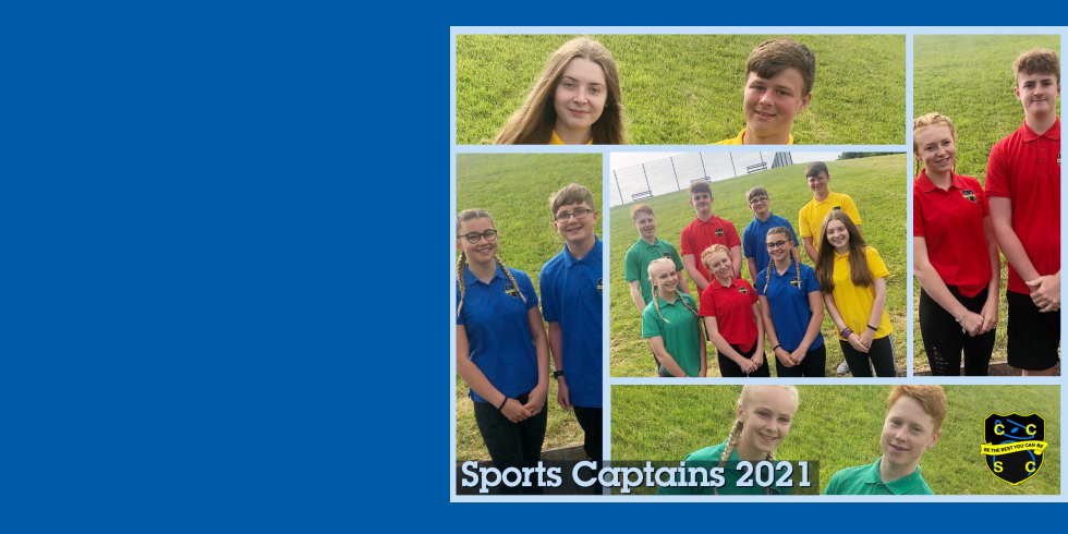 CCSC is Proud to Announce Our 2021 Sports Captains!