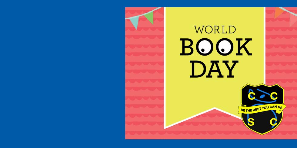 CCSC Celebrates World Book Day 2021!