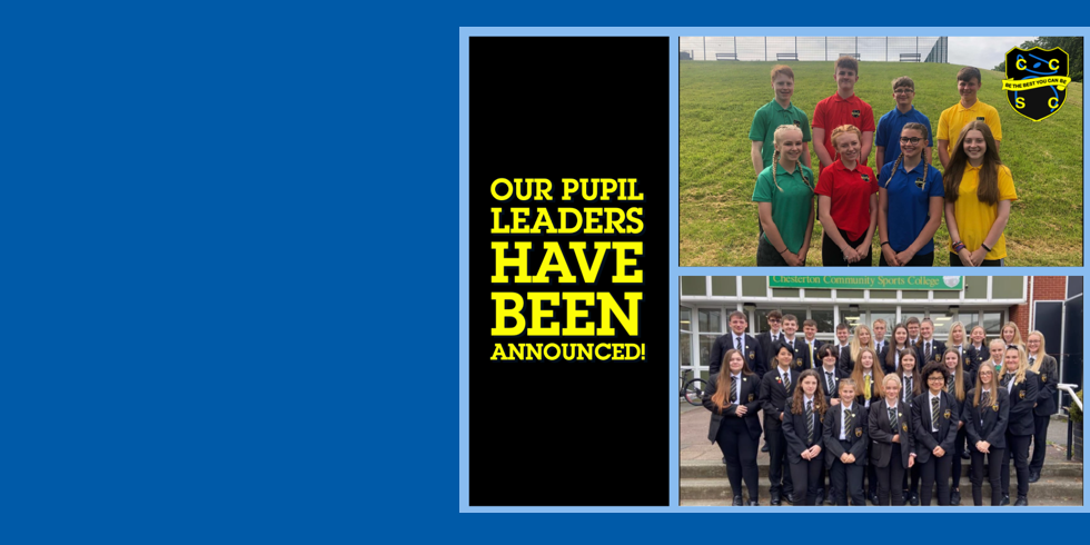 Become a Pupil Leader!